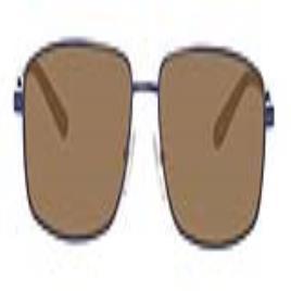 GANT - Óculos escuros masculinoas Gant GS7016NV-1 Azul (Ø 62 mm)