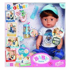 ZAPF - Boneco ZAPF Baby Born Soft Touch Brother (43 cm)