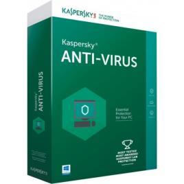 Kaspersky - Software Kaspersky Anti-Virus 3 Desktop 1Y RW LPack