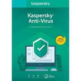 Kaspersky - Software Kaspersky Anti-Virus 3 Desktop 2Y RW LPack