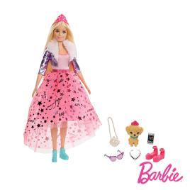 Barbie MATTEL  Princesa Deluxe  (3 anos - ?5.72 x 22.86 x 32.39 cm)