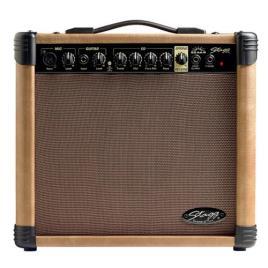 Amplificador Guitarra Acústica Stagg 20 Aa Eu