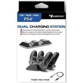 Carregador Duplo Subsonic para Comandos PS4