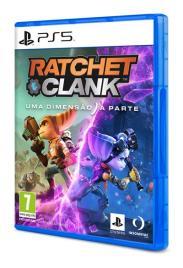 Ratchet & Clank Dimensão À Parte - PS5