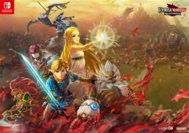 Oferta Poster Hyrule Warriors