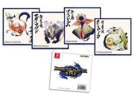 Oferta Cartas Colecionáveis Monster Hunter