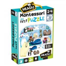 Montessori: My First Puzzle - The Polo