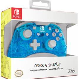 Comando com Fios PDP Rock Candy para Nintendo Switch - Azul