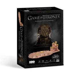 Puzzle 3D Game of Thrones Kings Landing - Creative Toys