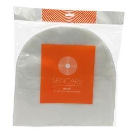 Dynamic 12 Vinyl Sleeves - 50 Unidades