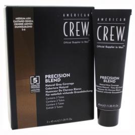 American Crew Precision Blend Castanho Médio 3x40ml