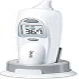 Termómetro Digital Beurer FT58 LED Branco