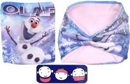 Cachecol tubular Frozen Olaf, sortido