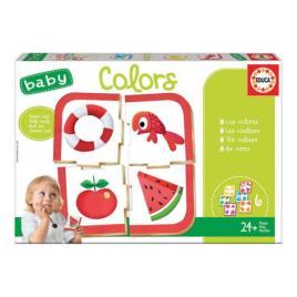 Jogo de Mesa Baby Colors Educa