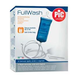Pic Fullwash Enema Pvc 2 Litros