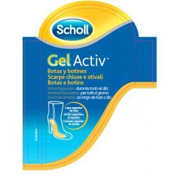 Scholl Gelactiv Palmilha Bota Botim 35-40,5