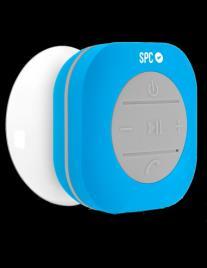 Coluna Spc 4405a Splash Azul - Sistema Áudio