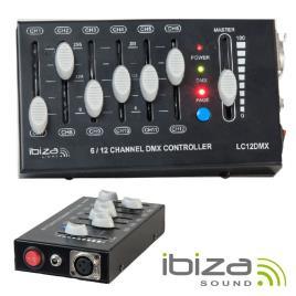 Controlador DMX 12 Canais Compacto IBIZA