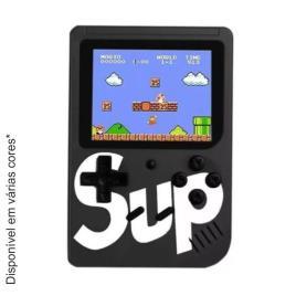 Consola De Jogos Compacta C/ Tela 3 E 400 Jogos4