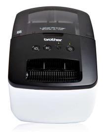 Impressora Brother Ql700rf1 Etiquetas