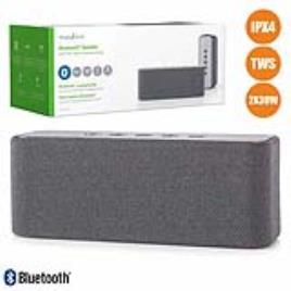Coluna Bluetooth V4.2 Portátil 2x30w Tws Ipx4