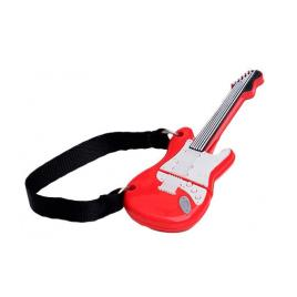 Pendrive 32Gb Tech One Tech Guitarra Vermelho Usb 2.0