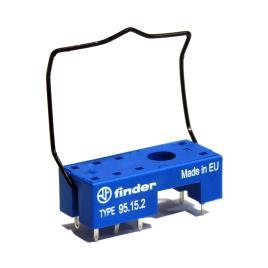 Suporte Relé 2 Circuitos P/ Circuito Impresso