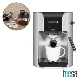 Máquina de Café Elétrica 1400W TEESA