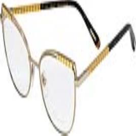 Armação de Óculos Feminino Chopard VCHC705508FF (ø 55 mm)