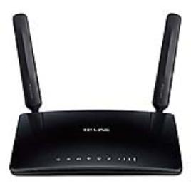 Router sem Fios TP-Link TL-MR6400 WIFI 2.4 GHz Preto