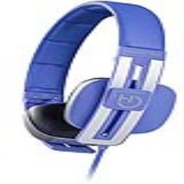 Auriculares com microfone Hiditec WHP01000 - Branco