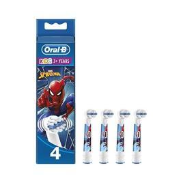 Recargas para Escovas de Dentes Elétricas Oral-B EB-10-4 FFS Spiderman