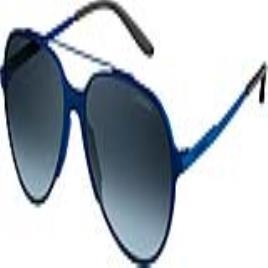 Óculos escuros masculinoas Carrera 118/S HD T6M Azul (ø 57 mm)