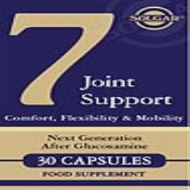 7 Joint Support Solgar - 90 Cápsulas