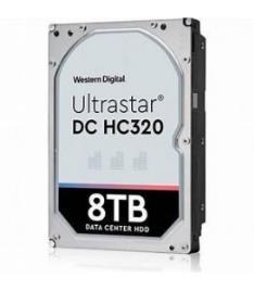 WD Ultrastar DC HC320 HUS728T8TALE6L4 - Disco Rígido - 8 TB - Interna - 3.5 - Sata 6GB/S - 7200 RPM - Buffer: 256 MB