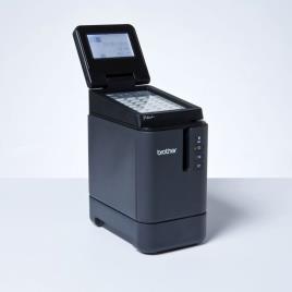 brother Impressora de Etiquetas PT-P950NW, até 36 mm, Ligação a PC, Rede Cablada e Wi-Fi