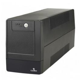 SAI Off Line CoolBox COO-SAIGDN-1K 600W Preto 1000 VA