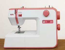 Máquina de Costura ALFA STYLE 20 (10 pontos)
