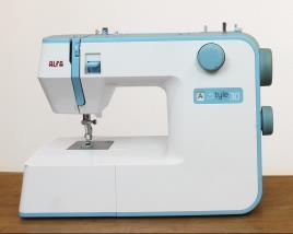 Máquina de Costura ALFA STYLE 30 (70 W - 19 pontos)