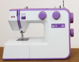 Máquina de Costura ALFA STYLE 40 (31 pontos)