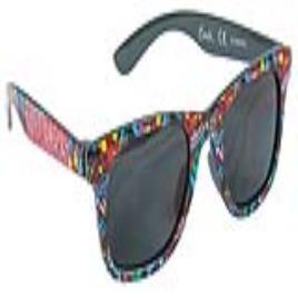 THE AVENGERS - Óculos de Sol Infantis The Avengers Multicolor