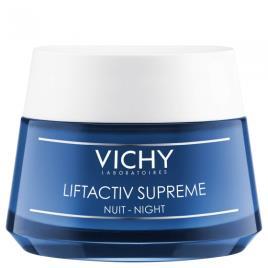 Vichy - Creme Antirrugas de Noite Liftactiv Nuit Vichy - 50 ml