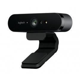 LOGITECH - Webcam Logitech Brio 4K Ultra HD