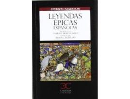 Livro Leyendas Epicas Españolas (Odres) de Vários Autores