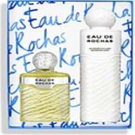 ROCHAS - Conjunto de Perfume Mulher Eau de Rochas EDT (2 pcs) (2 pcs)
