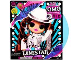LOL SURPRISE! - Boneco L.O.L. SURPRISE! OMG Remix Lonestar (Idade Mínima: ?4 Anos)
