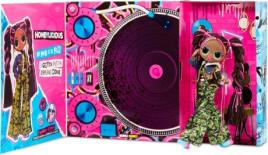LOL SURPRISE! - Boneco L.O.L. SURPRISE! OMG Remix Doll Honeylicious (Idade Mínima: ?4 Anos)
