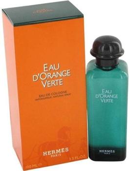 HERMES - Perfume HERMÈS Verte Vap Eau de Cologne (100 ml)