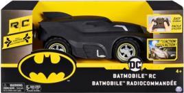 BATMAN - Figura de Ação BATMAN Batmobile (Idade Mínima: ?4 Anos - 30.5 x 13.5 x 14 cm)