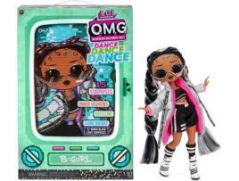 LOL SURPRISE! - Boneco L.O.L. SURPRISE! OMG Dance Doll B-Gurl (Idade Mínima: ?4 Anos)